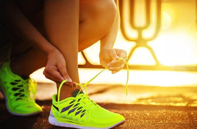 Een fit lichaam, met een beetje mazzel een gebruinde toet én het is een ideale sportieve date. Hardlopen is een heerlijke calorieënkiller die je lijf...