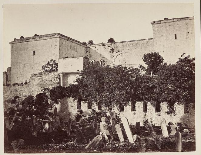 Yedikule Basile Kargopoulo Fotoğrafı 1865-1875
