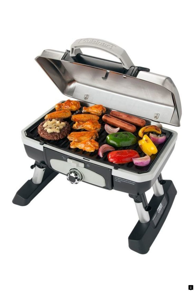 Find Out About Electric Grill Please Click Here For More Information Enjoy The Website Gas Grill Grilling Cuisinart