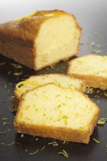 Recette - Cake moelleux aux citrons sans gluten | 750g