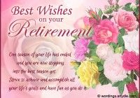 Happy Retirement Wishes for Friends Images, Wallpapers, Photos, Pictures Download
