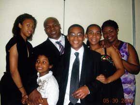Mike Tyson's children