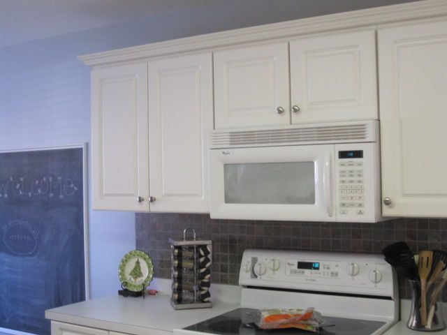 DIY Glass Front Cabinets | The DIY Adventures