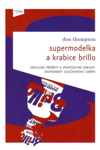 Supermodelka a krabice Brillo – Knihkupectví Neoluxor