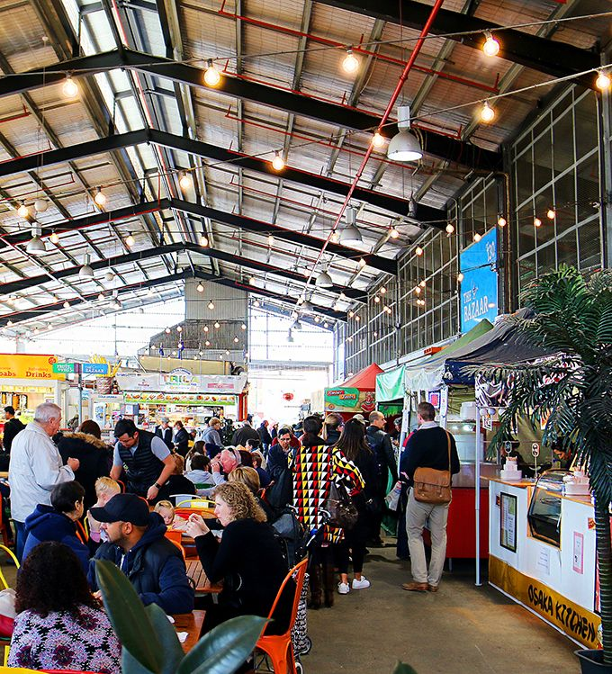 Dandenong Market - Melbourne