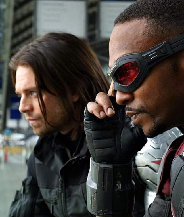 I just want a whole movie filled with Sam and Bucky exchanging sassy remarks and complaining about Steve's bad habits. That's all I ask for in life.