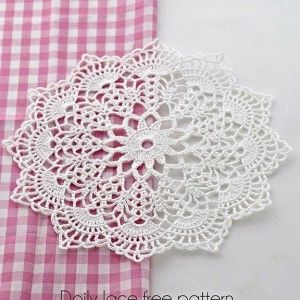 Crochet Doily 8