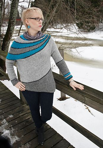 Ravelry: Enchanted Mesa pattern by Stephen West...love this....another queue item.  I'm going to have to live to be 200 to knit everything I want :-)