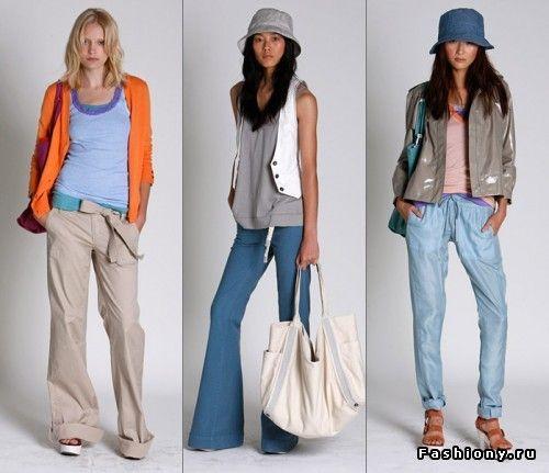 Гранж стиль / стиль гранж в одежде