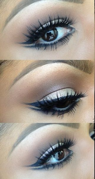 Winged Eyeliner Tutorial Step By Step: 25+ Best Ideas About Double Winged Eyeliner On Pinterest
