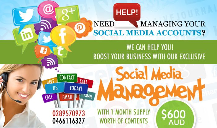 The key to success in social media is to engage users instantly. This is why content is very important. You may avail our Social Media Management (Monthly) Package today. We offer 30 posts for every social media account that you have, including platforms such as Facebook, Twitter, Google+, YouTube, Pinterest, LinkedIn and others. The package includes 20 articles of 500 words each.