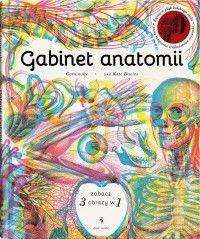 Gabinet anatomii - Kate Davies - Aros - dyskont książkowy - tanie książki