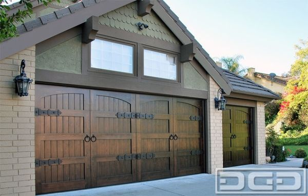 Custom Wood Garage Doors In Orange County Ca Get Garage Door