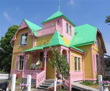 Villa Kunterbunt - schööön