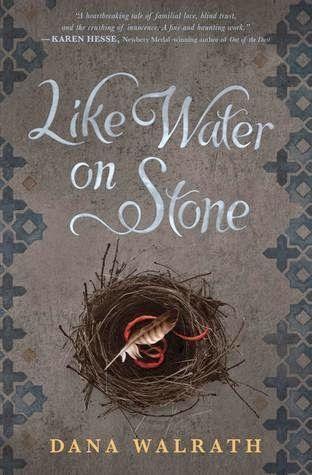 LibrisNotes: Like Water On Stone by Dana Walrath