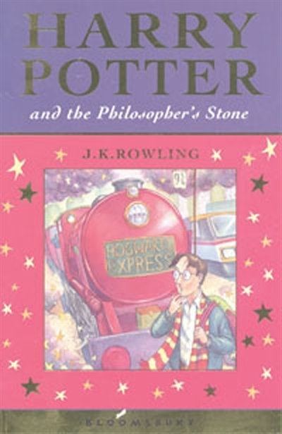 Harry Potter And The Philosopher's Stone (of course!)