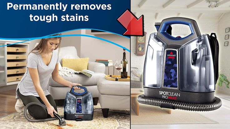 Best Portable Carpet Cleaner 2020 Cars, Stairs, & Pet Hair