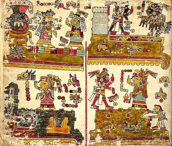 Codex Vindobonensis Mexicanus