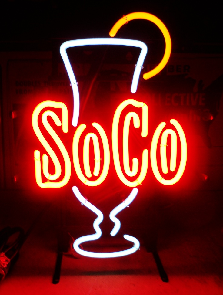 "Southern Comfort ""soco"" Neon Bar Sign, Circa 1996. Action Plan Signs Of Stroke. Severe Pneumonia Signs. Minnie Mouse Party Signs. Thunder Signs. Bsl Signs Of Stroke. Cuticle Signs. Tissue Signs. Decimal Signs Of Stroke"