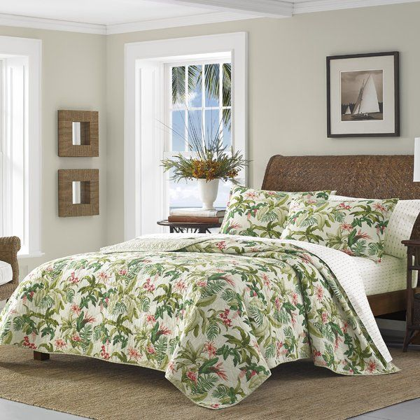 Monte Verde Quilt By Tommy Bahama Bedding Joss Main Tommy