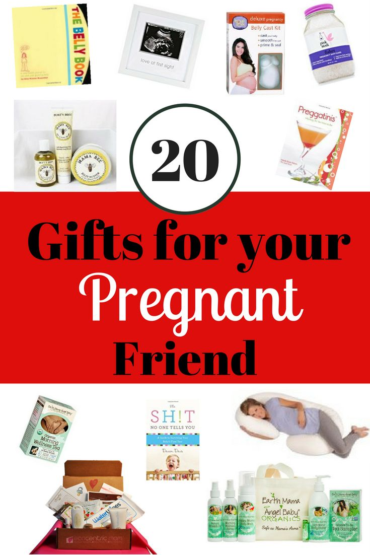 Holiday Gift Guide | 20 Gifts for your Pregnant Friend!