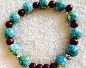 Women's Lava Rock essential oil Diffuser Bracelet