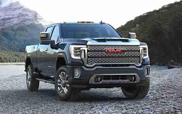 2020 Gmc Denali Truck Gmc Suv Models Gmc Denali Truck Gmc