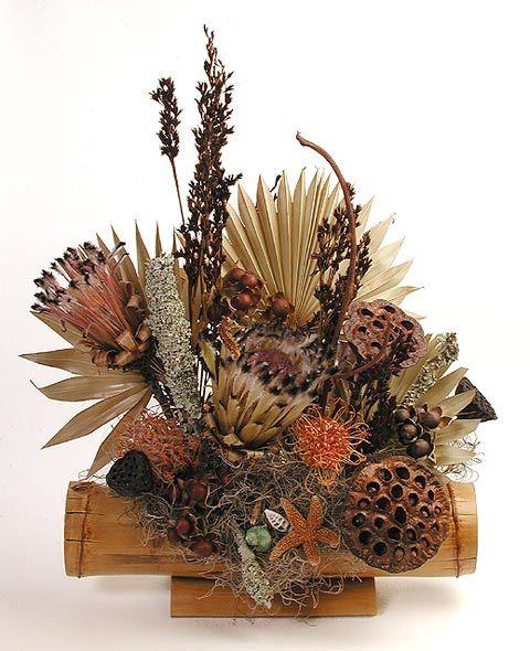 Dried Flower Arrangements Ideas | wall swags silk arrangements wreaths dried arrangements custom designs ...