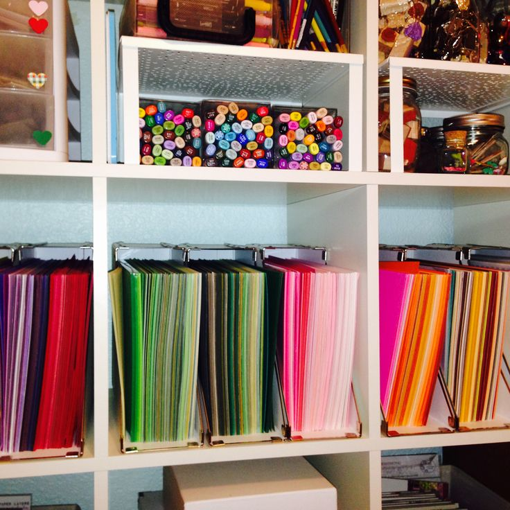 About MY CRAFT ROOM On Pinterest Jars Craft Space And Cake Pans