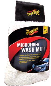 Meguiars X3002 Microfiber Wash Mitt
