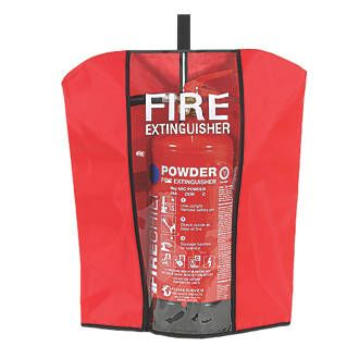 Firechief Fire Extinguisher Cover Medium 6Ltr Protects fire extinguishers from the elements and tampering. Cost effective solution for protecting fire equipment. Designed to fit most 6kg/Ltr size extinguishers and 2kg CO² extinguishers. Includes  http://www.MightGet.com/april-2017-1/firechief-fire-extinguisher-cover-medium-6ltr.asp