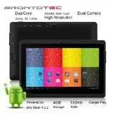 ProntoTec 7″ Android 4.2 Tablet PC for Under 100 Dollars:  @ http://gadgetised.com/2014/05/04/prontotec-7-android-4-2-tablet-pc-cortex-a8-1-2-ghz-dual-core-processor512mb-4gbdual-camerahdmig-sensor-black-reviews/