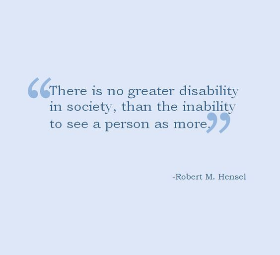 Quotes About Disabilities Gorgeous 18 Best Disability Walk Images On Pinterest  Disability Quotes