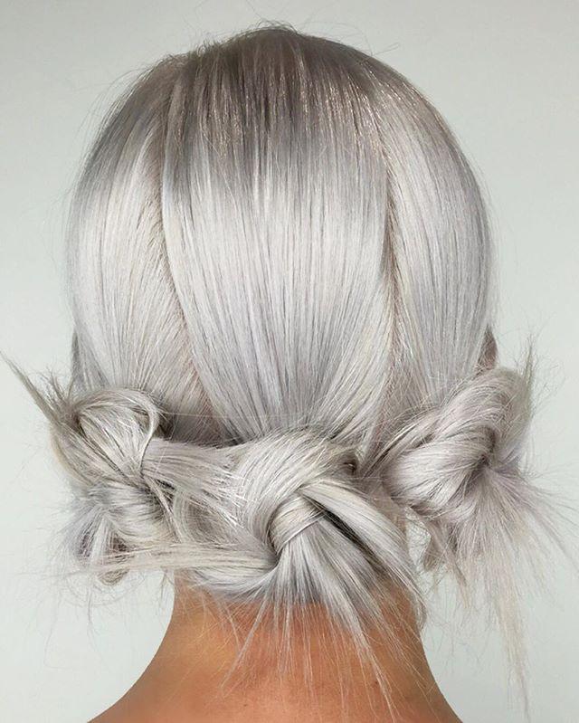 31 besten Helles Aschblond Bilder auf Pinterest | Haarfarben, Frisur ...