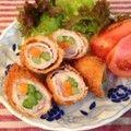 野菜ロールカツ♪ by tkiyoko