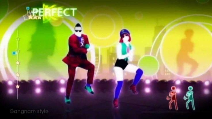 Just Dance 4 (DLC)- PSY-Gangnam Style (Full Gameplay Wii)