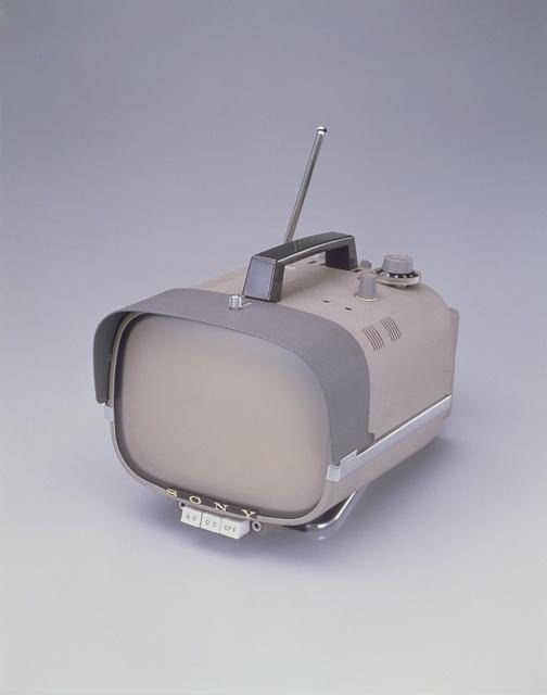 Sony TV-8-301, 1959
