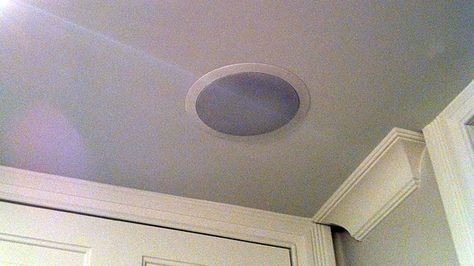 The cleanest whole home audio and home theater setups are those with speakers embedded in the walls and ceilings. Here's how to hide your speakers and retain great sound.