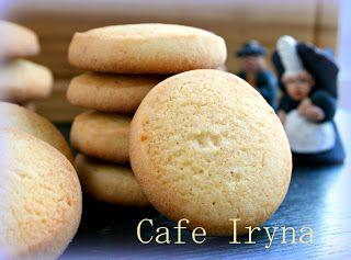 Сafe Iryna: Бретонское печенье