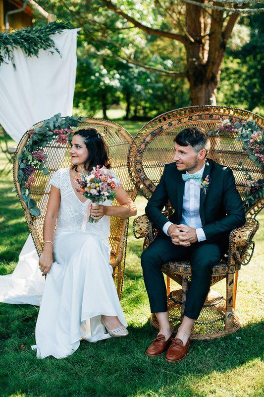 Idée décoration cérémonie laïque mariage