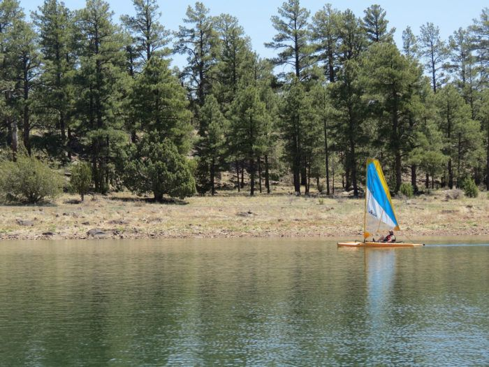 2. Fool Hollow Lake Recreation Area