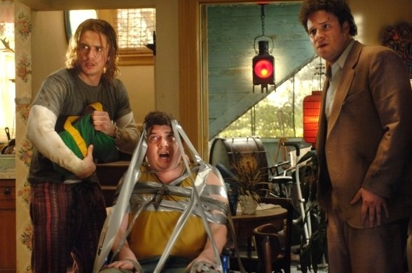 Pineapple Express, hella funny movie