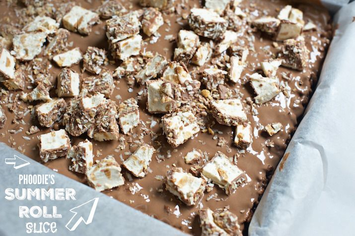 FIND ME ON FACEBOOK - CLICK HERE FIND ME ON INSTAGRAM - CLICK HERE FIND ME ON TWITTER - CLICK HERE FIND ME ON PINTEREST - CLICK HERE Summer Roll. Nougat. Chocolate. Coconut. Chewy chewy. I love you...