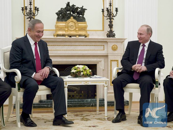 News analysis: Israel delicately balancing in ties with Russia as Netanyahu meets Putin - Xinhua | English.news.cn