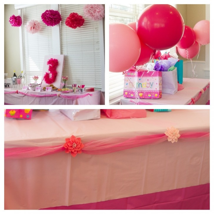 Ballerina Party Pictures and BIG Birthday Party Giveaway! #pinkpinkpink @Mama and Baby Love