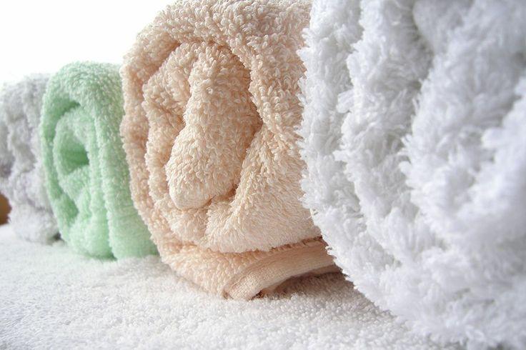 Undgå at dine håndklæder bliver stive.