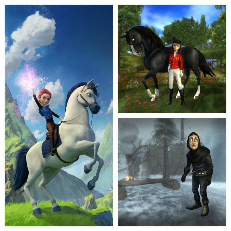 Star Stable Games Online HorseCentric Role Playing For