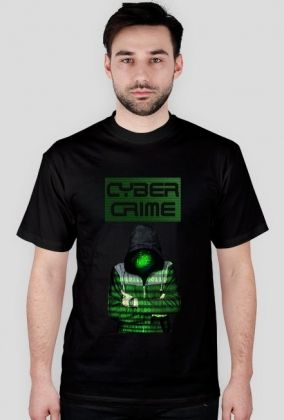 Koszulka Cyber Crime