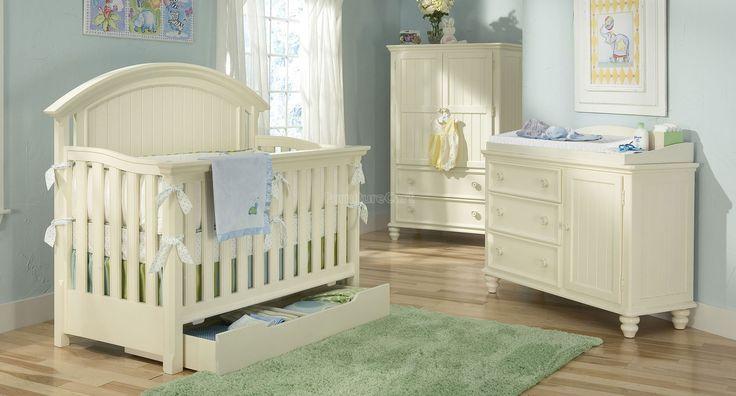 Summer Breeze Nursery Set Legacy Classic Kids   Furniture Cart