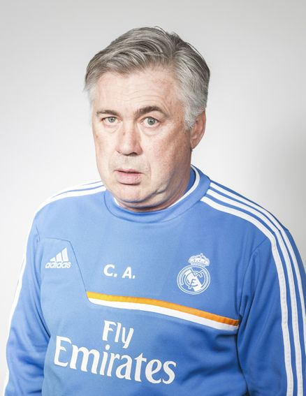 Carlo Ancelotti, manager of Real Madrid on handling the pressure and the players at the world's richest football club. Interview: http://on.ft.com/1fETSaZ Photo by Ben Roberts
